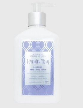 Natural Inspirations Natural Inspirations Lavender Ylang Lotion 12oz.