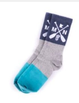 Sota Clothing Sota Hippy Feet Socks Indigo L/XL