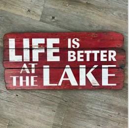 Lake Decor