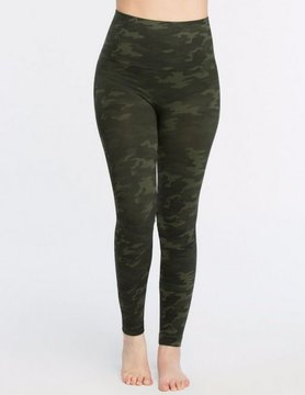 Spanx Spanx Look At Me Now Legging Green Camo FL3515