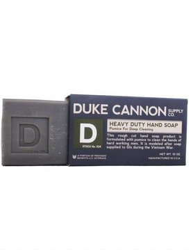 DUKE CANNON Duke Cannon Heavy Duty Hand Soap