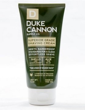 DUKE CANNON Duke Cannon Sup Shaving Cream SHAVE1