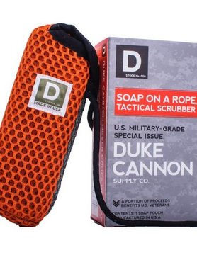 DUKE CANNON Duke Cannon Soap on a Rope Tac Pouch TACTICAL1