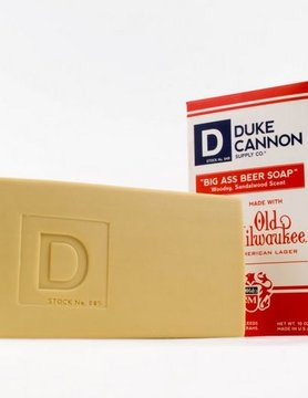 DUKE CANNON Duke Cannon BIg Ass Beer Soap 03BEER1