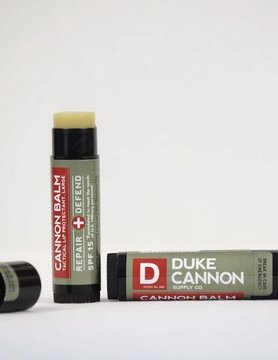 DUKE CANNON Duke Cannon Cannon Balm Tactical Lip Protectant