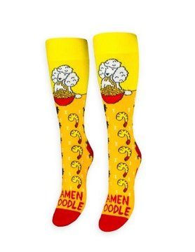 FREAKER USA FREAKER  Ramen Poodle Socks