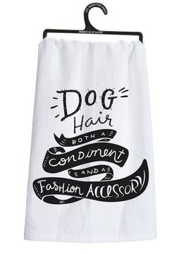 PRIMITIVES BY KATHY Primitives by Kathy Dish Towel-Dog Hair