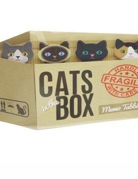 STREAMLINE Streamline Cats In The Box Memo Tabbies