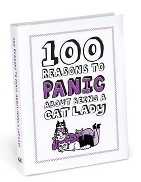 KNOCK KNOCK KNOCK KNOCK Panic Book: Cat Lady