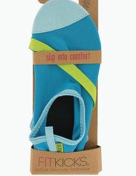 Fit Kicks Fit Kicks Turquoise
