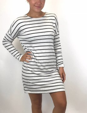 Billabong Billabong Simply Put Athletic Grey Tunic