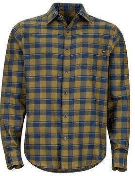 MARMOT Marmot Bodega Lightweight Flannel Fir Green