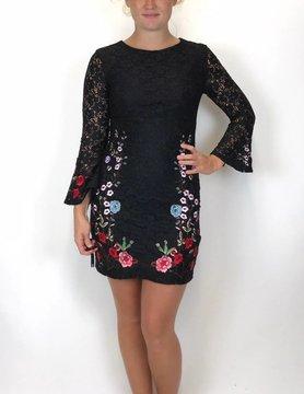 Desigual Desigual Vermond Dress Black