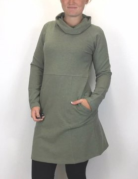Aventura Aventura Lia Dress Gravel Green