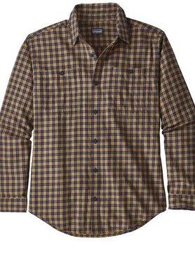 Patagonia Patagonia M's L/S Pima Cotton Shirt SKNB