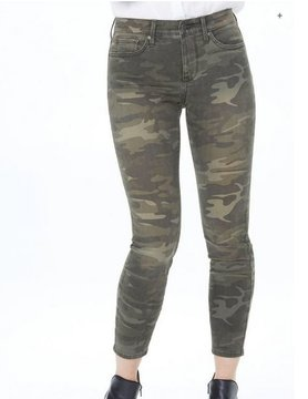Not Your Daughter Jeans NYDJ Ami SKinny Ankle Camo Jeans