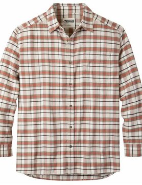 Mountain Khaki Mountain Khaki Peden Flannel Cream Plaid