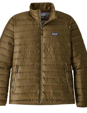 Patagonia Patagonia M's Down Sweater CARGO GREEN