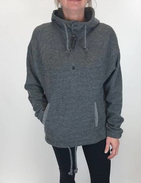 PRANA Prana Hartlie Pullovr Heather Grey