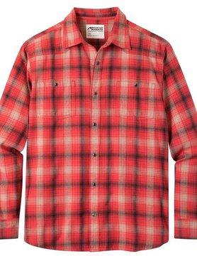 Mountain Khaki Mountain Khaki Saloon Flannel Engine Red Plaid