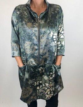 COMFY Comfy Linda Tunic Sue Print