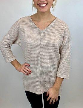 XCVI XCVI Estelle Sweater Tapioca