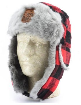 Sota Clothing Sota Lumberjack Bomber Hat