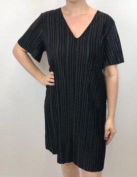 Lilla P Lilla P Velvet Dress Black