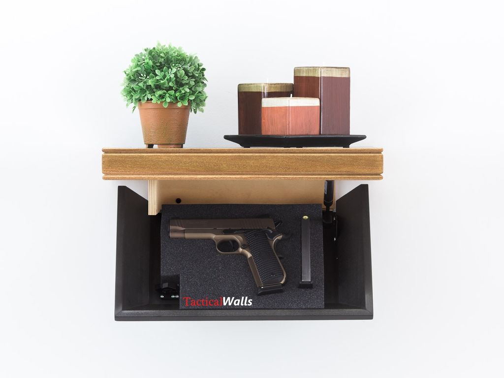 812 Pistol Length Shelf