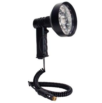 PAR 36 Handheld LED Spotlights, DC Plug
