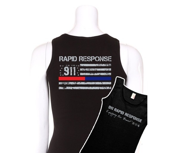 911RR Apparel 911RR THIN LINE SHIRT