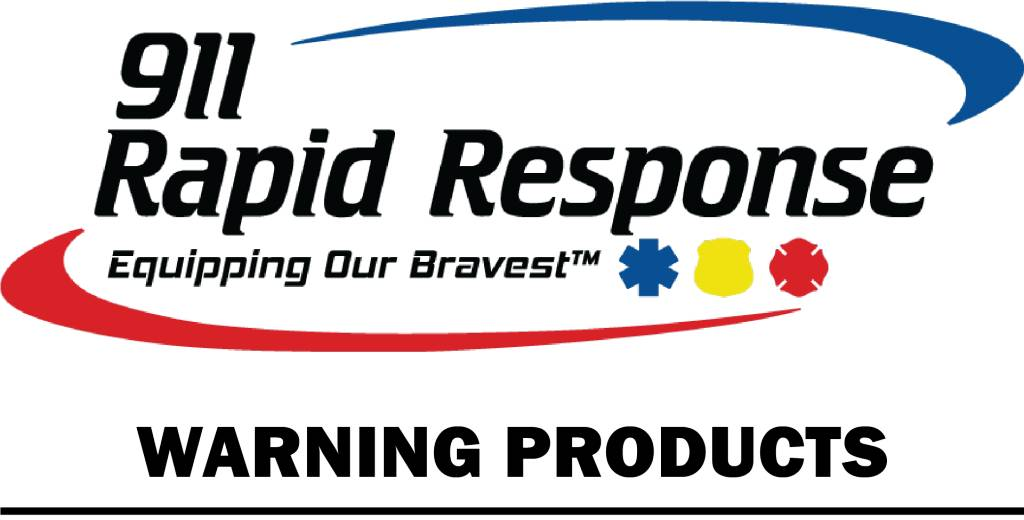 911RR Warning Products