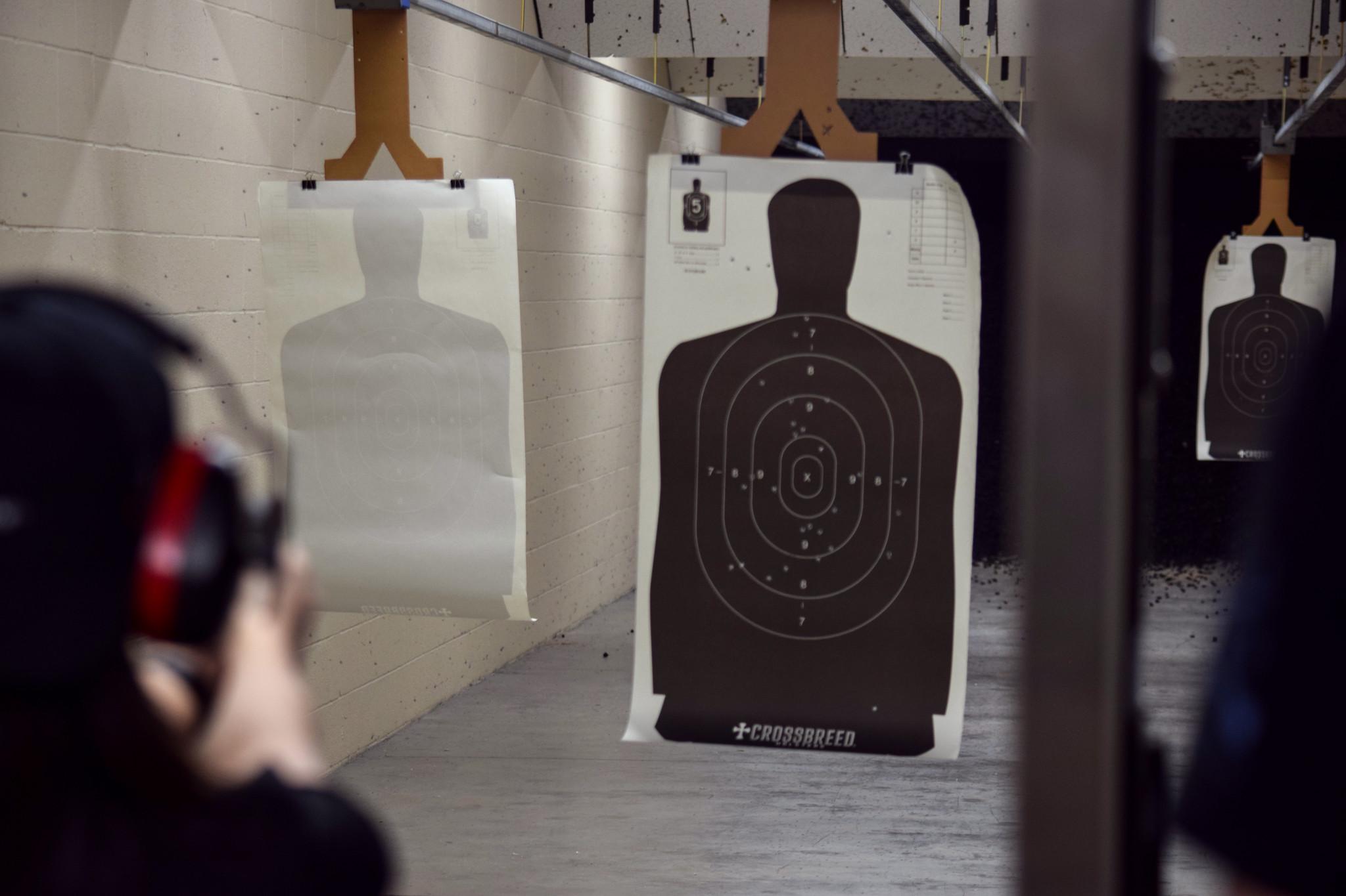 Indoor Gun Range - 911 Rapid Response