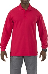 5.11 TACTICAL 5.11 Men's Utility LS Polo