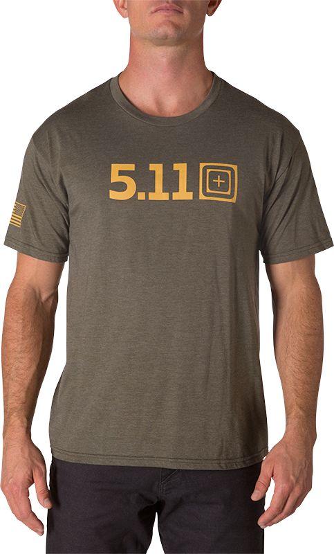 5.11 TACTICAL 5.11 Men's Leagacy Pop SS Shirt