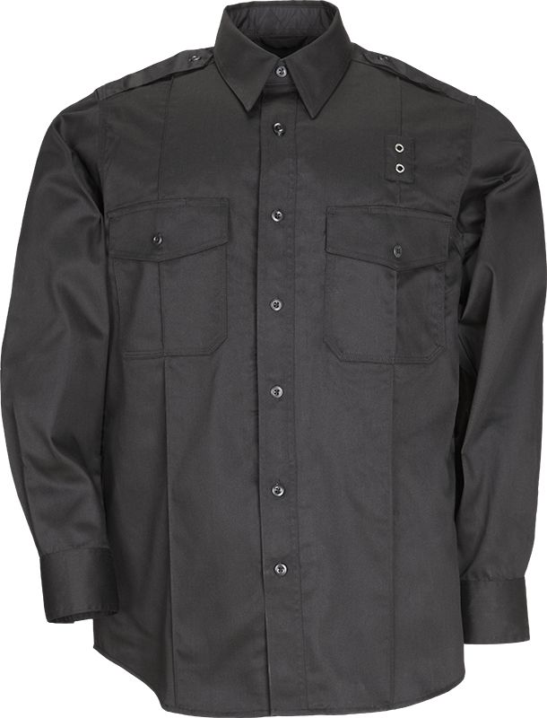 5.11 TACTICAL 5.11 Men's LS PDU Shirt Class A