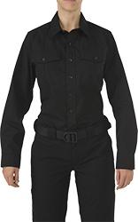 5.11 TACTICAL 5.11 Women's LS Stryke PDU Shirt Class A
