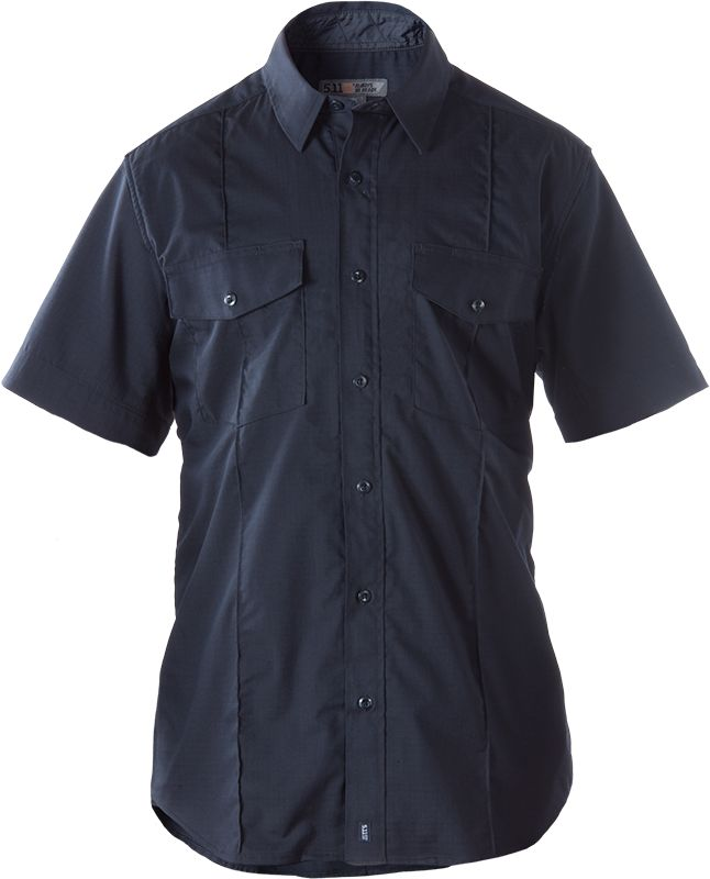 5.11 TACTICAL 5.11 Men's SS Stryke PDU Shirt Class A