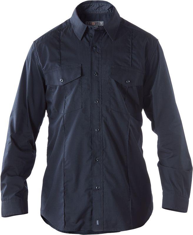 5.11 TACTICAL 5.11 Men's LS Stryke PDU Shirt Class A
