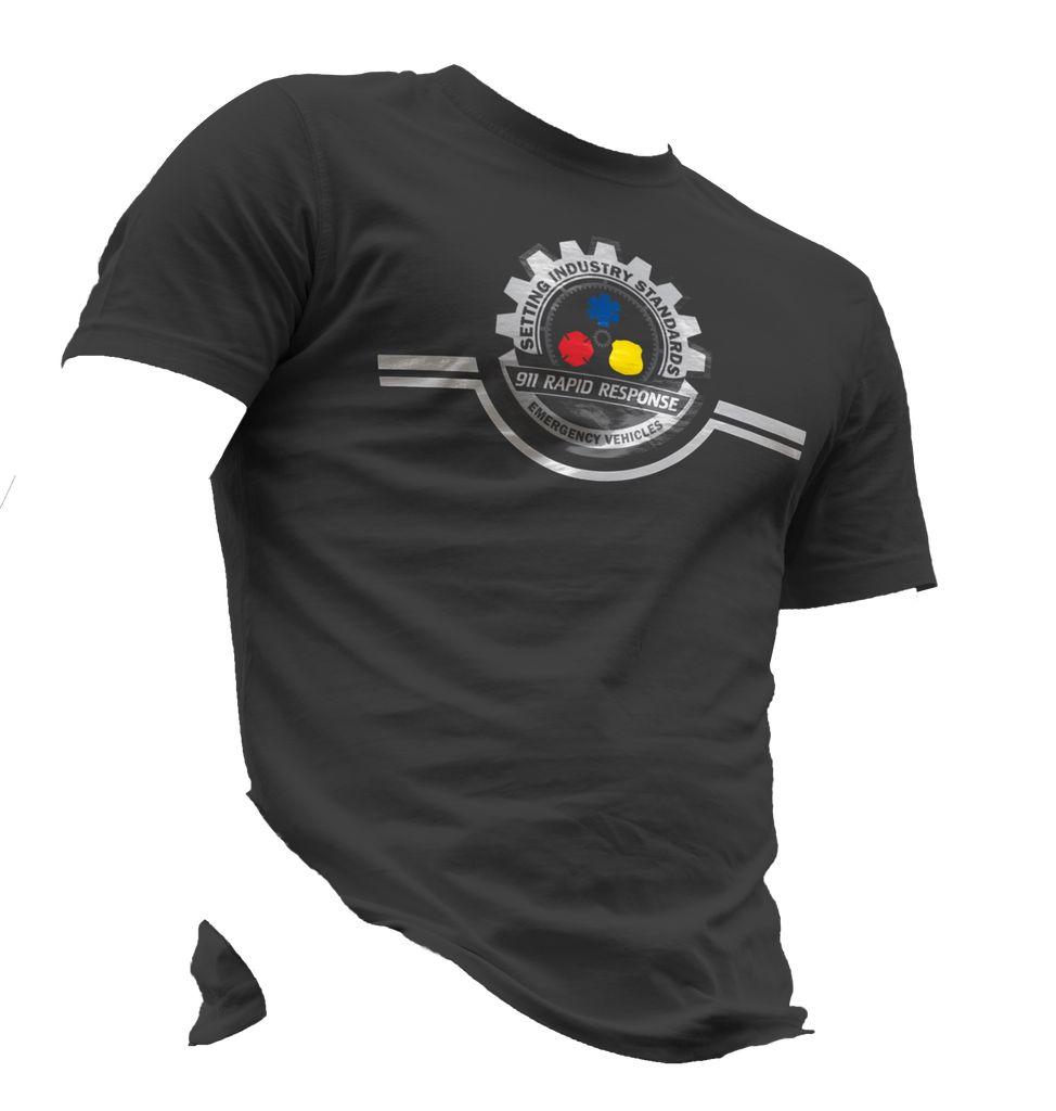 911RR Apparel 911RR Setting Industry Standards T-Shirt