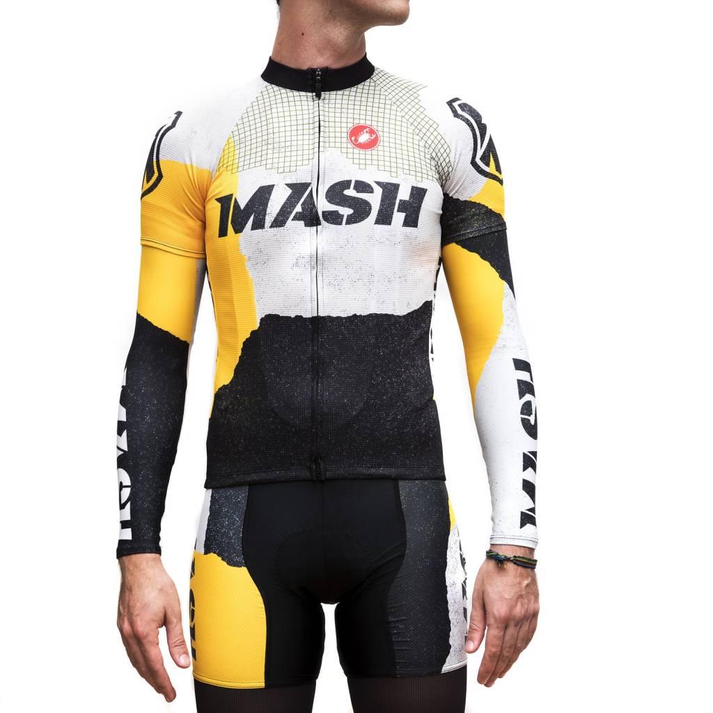 MASHSF MASH Landscape Grid Arm Warmer