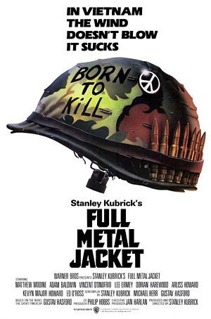 FULL METAL JACKET CYCLING CAP