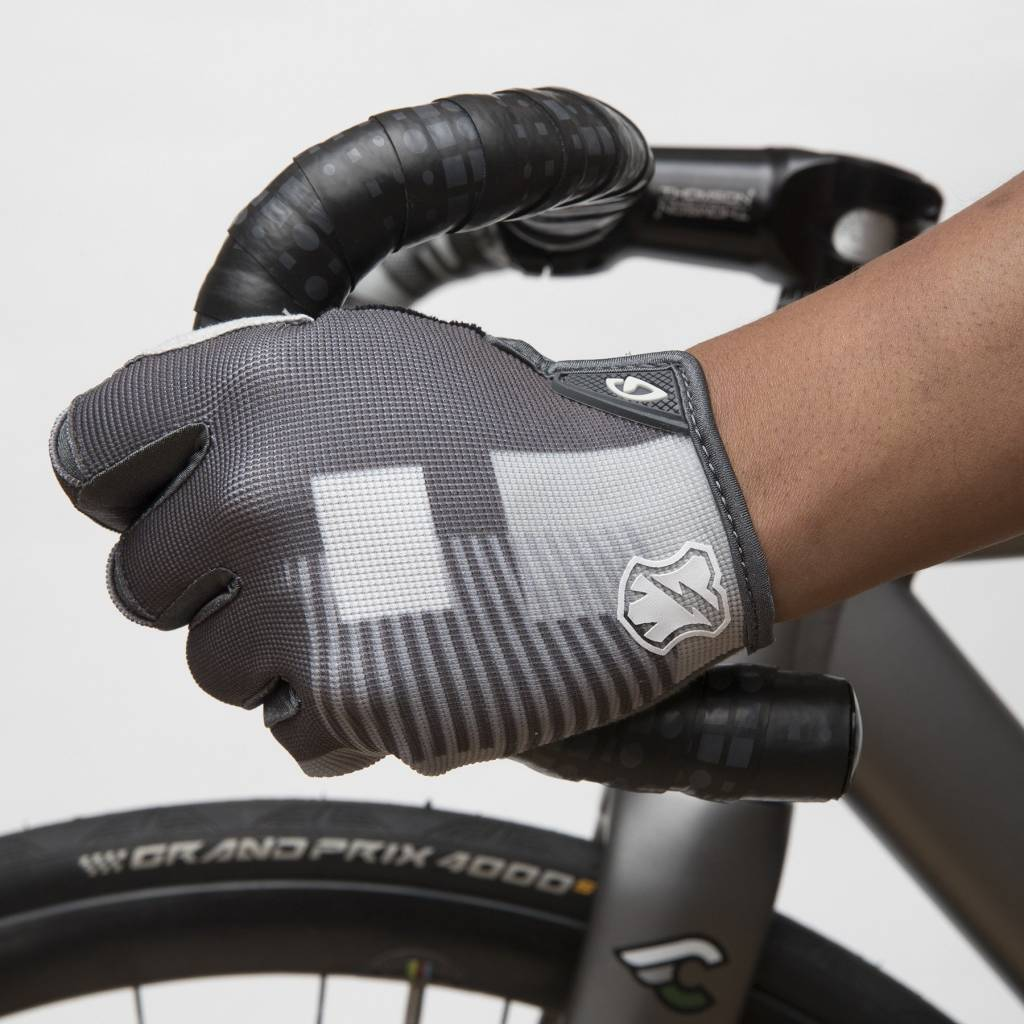 MASH GIRO DND GAMMA GLOVES GRAY