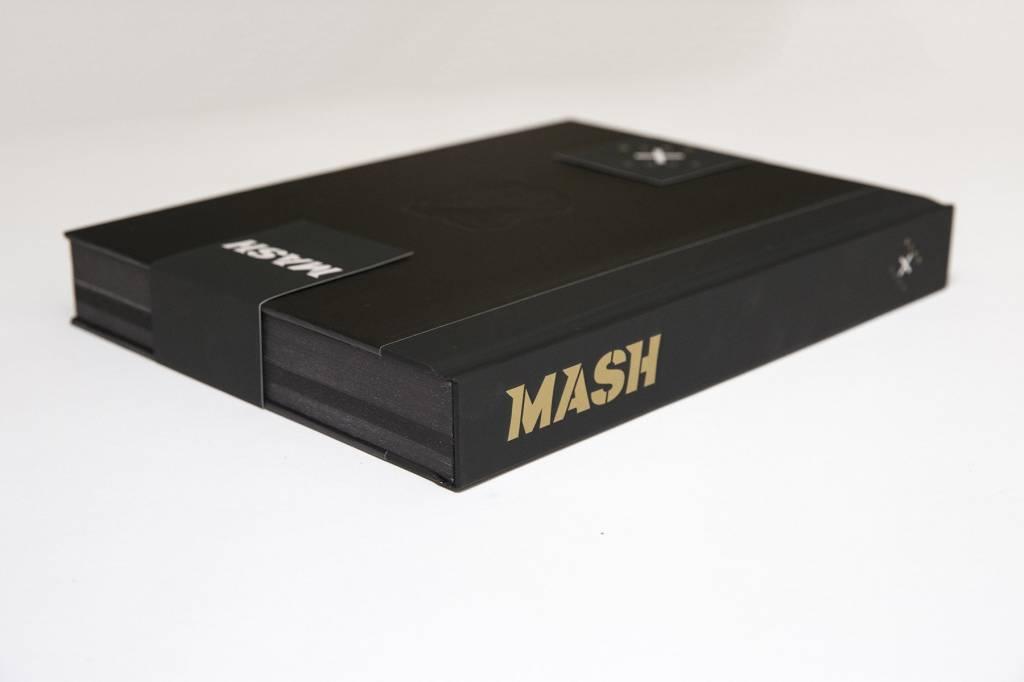 MASHSF MASH ART BOOK / VIDEO 2015