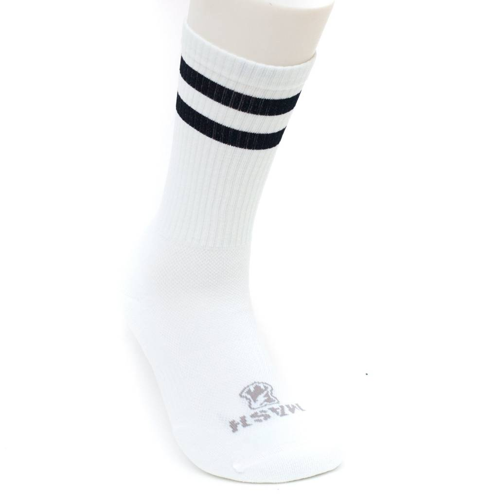 MASH Gym Sock White
