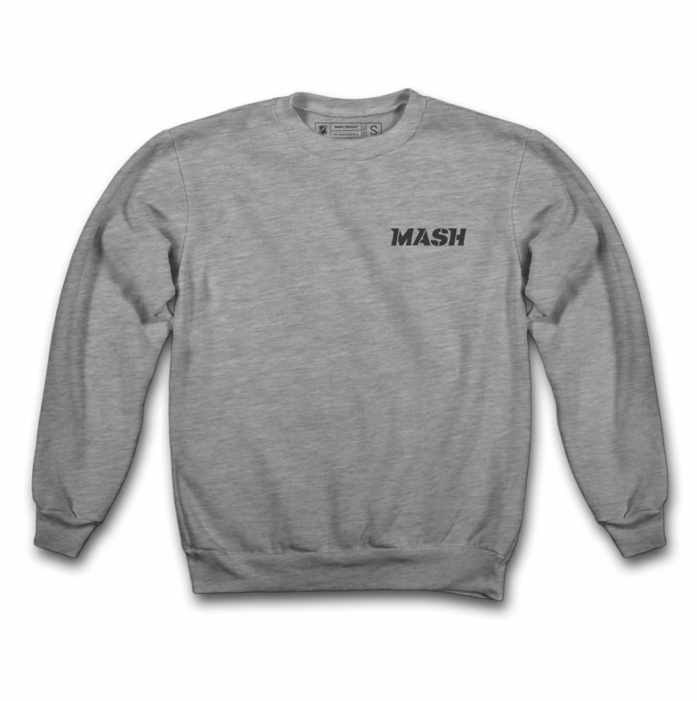MASH Earth Crew Gray