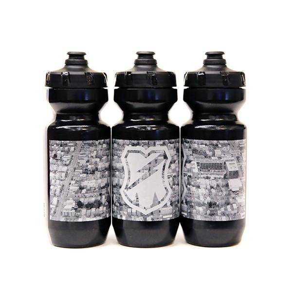 MASH Cityscape 22oz Purist Bottle