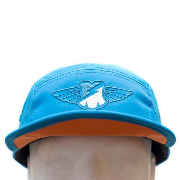 MASHSF MASH Foldable Lightweight Hat Blue