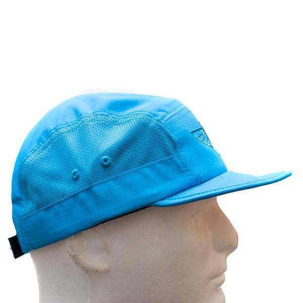 MASH Foldable Lightweight Hat Blue