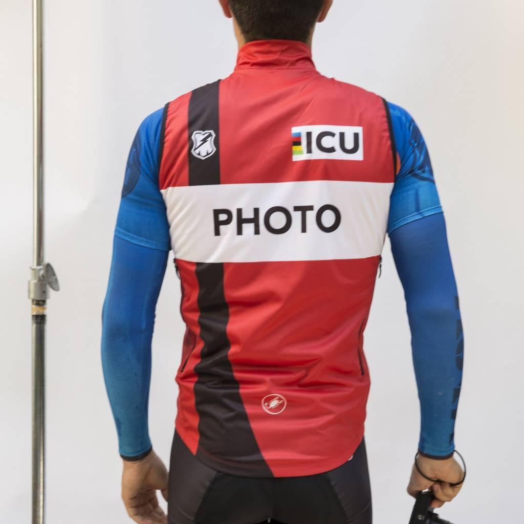MASHSF MASH ICU PHOTO VEST RED
